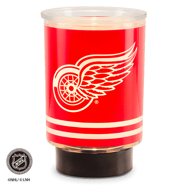 NHL DETROIT RED WINGS SCENTSY WARMER