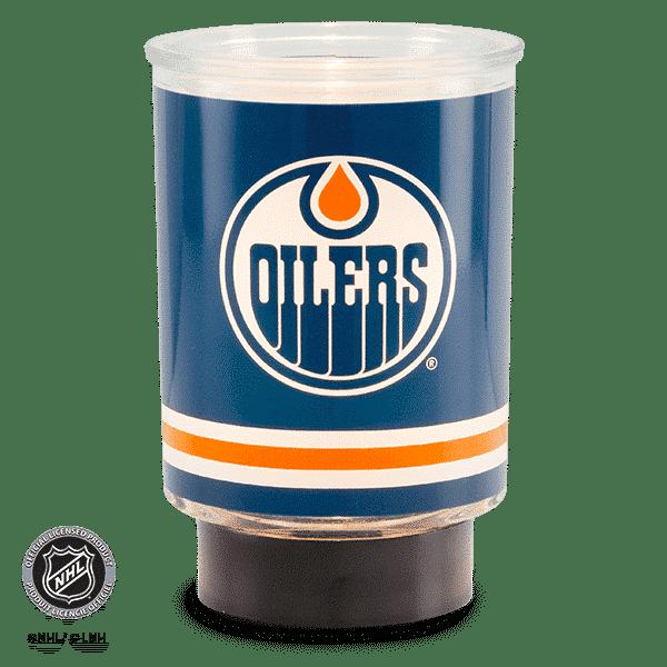 NHL EDMONTON OILERS SCENTSY WARMER