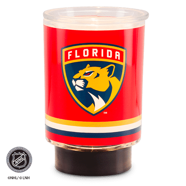 NHL FLORIDA PANTHERS SCENTSY WARMER