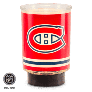 NHL MONTREAL CANADIANS SCENTSY WARMER