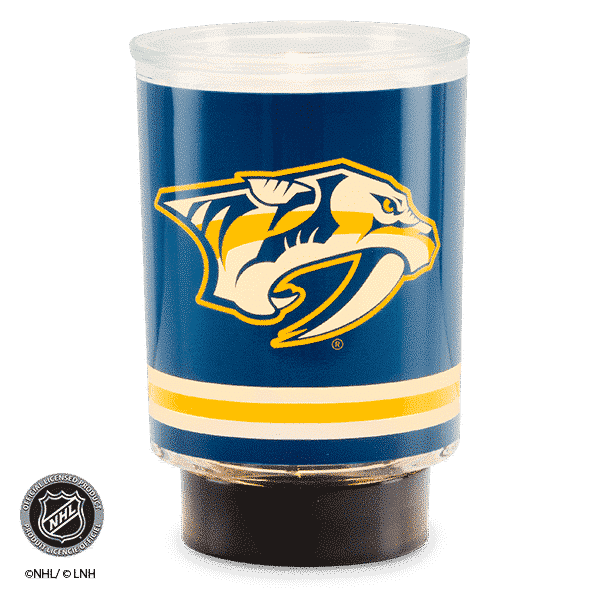 NHL NASHVILLE PREDATORS SCENTSY WARMER