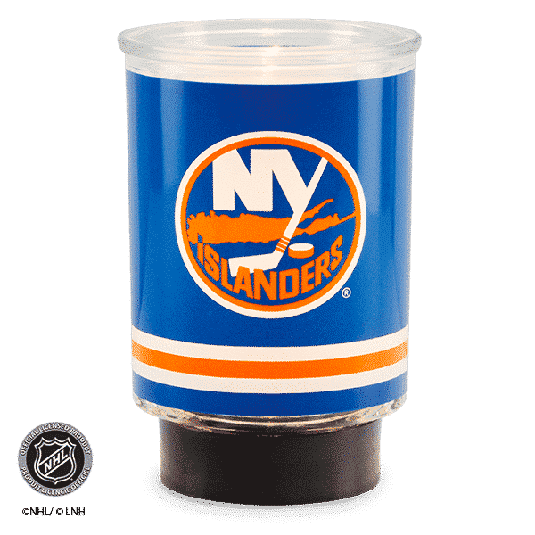 NHL NEW YORK ISLANDERS SCENTSY WARMER