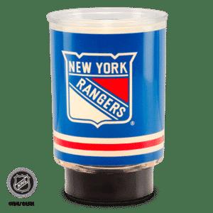 NHL NEW YORK RANGERS SCENTSY WARMER | NHL®: New York Rangers ® - Scentsy Warmer