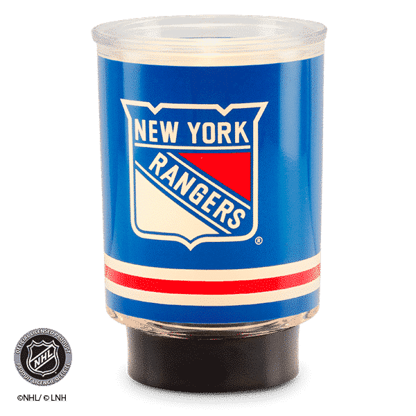 NHL NEW YORK RANGERS SCENTSY WARMER