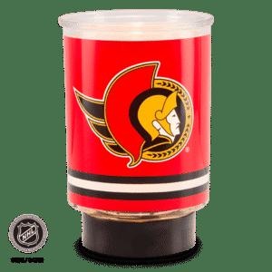 NHL OTTAWA SENATORS SCENTSY WARMER