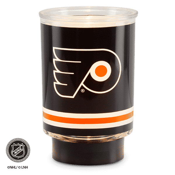 NHL PHILADELPHIA FLYERS SCENTSY WARMER