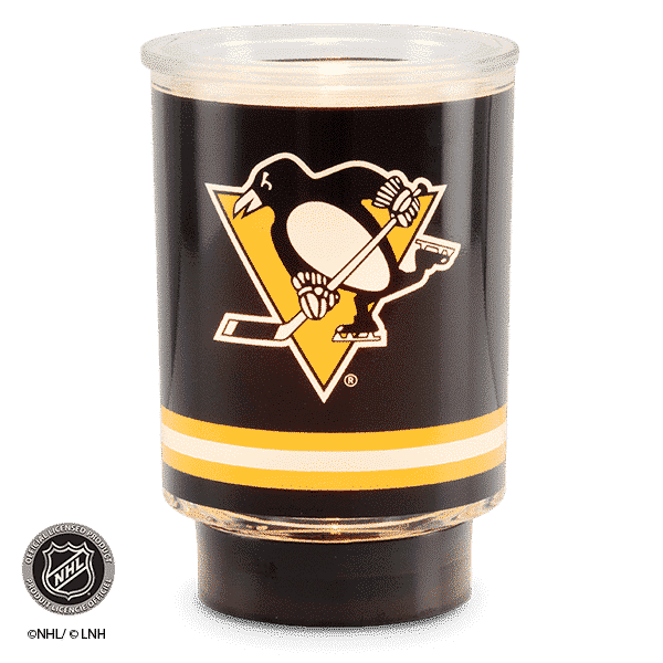 NHL PITTSBURGH PENGUINS SCENTSY WARMER