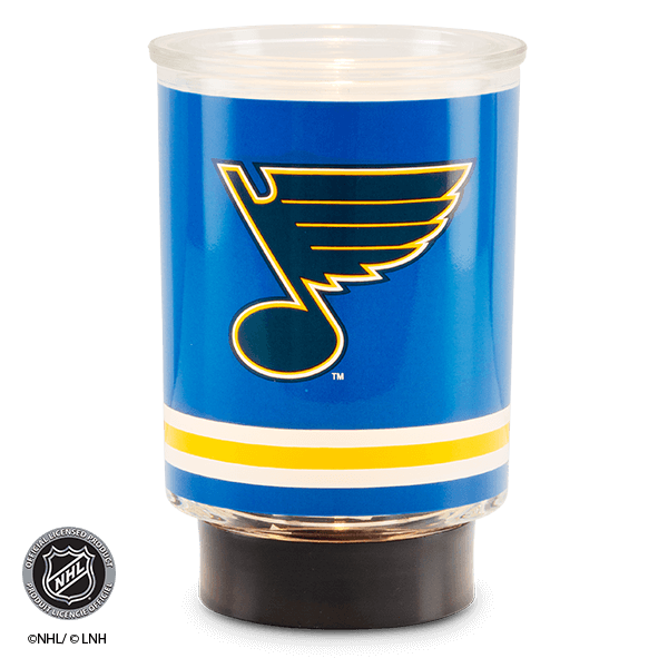 NHL ST. LOUIS BLUES SCENTSY WARMER