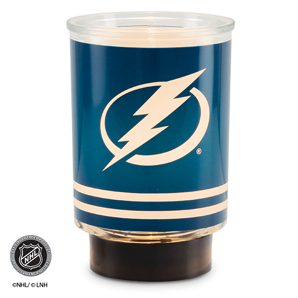 NHL TAMPA BAY LIGHTNING SCENTSY WARMER