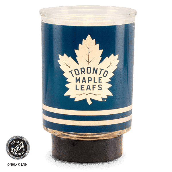NHL TORONTO MAPLE LEAFS SCENTSY WARMER