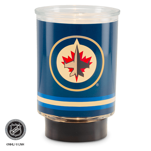 NHL WINNIPEG JETS SCENTSY WARMER