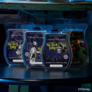 NIGHTMARE BEFORE CHRISTMAS HALLOWEEN TOWN SCENTSY BAR