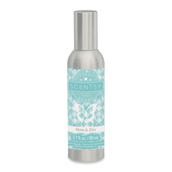 NOW AND ZEN SCENTSY ROOM SPRAY
