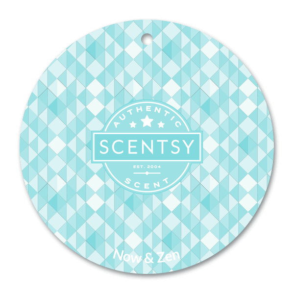 NOW AND ZEN SCENTSY SCENT CIRCLE