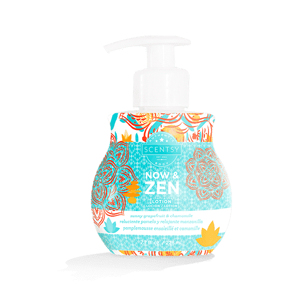NOW & ZEN SCENTSY LOTION