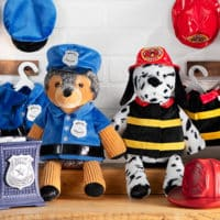 NEW! SCENTSY HOMETOWN HEROES COLLECTION | POLICE & FIREFIGHTER WARMERS & BUDDIES