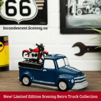 New Scentsy Retro Truck Warmer Collection