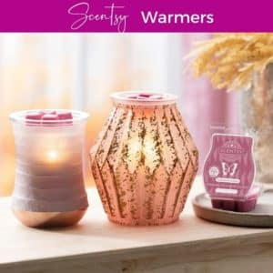 New Scentsy Fall 2021 Warmers