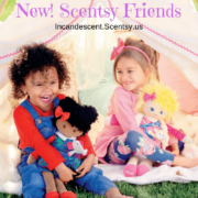 SCENTSY FRIENDS DOLLS