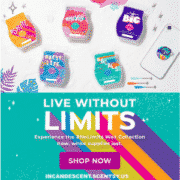 NEW! NO LIMITS SCENTSY WAX COLLECTION #NOLIMITS