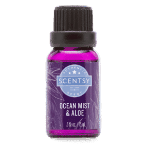 OCEAN MIST ALOE NATURAL SCENTSY OIL