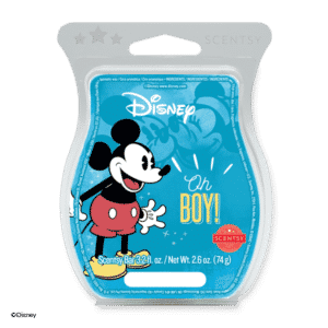 OH BOY MICKEY SCENTSY BAR