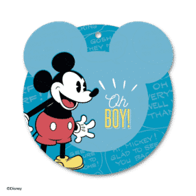 OH BOY MICKEY SCENTSY SCENT CIRCLE