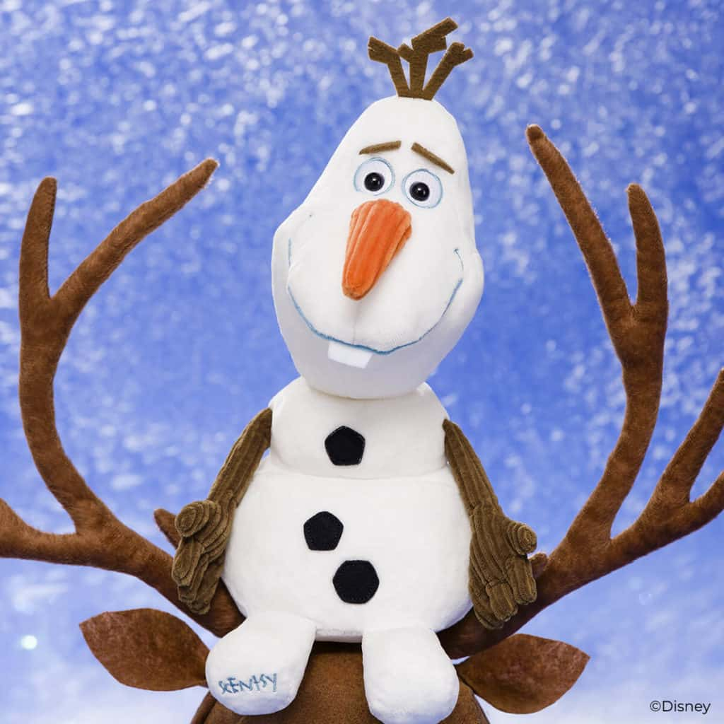 SCENTSY OLAF AND WARM HUGS