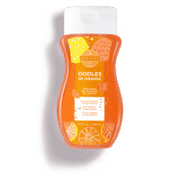 OODLES OF ORANGE SCENTSY BODY WASH