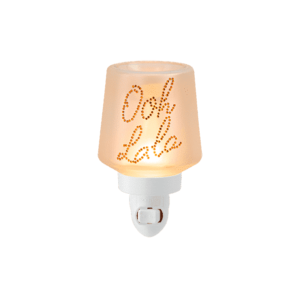 OOH LA LA MINI SCENTSY WARMER PNG