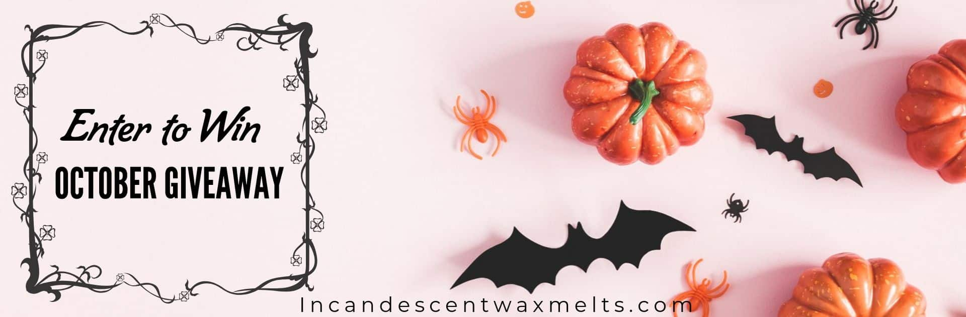 October Scentsy giveaway 2019