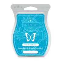 PALM BEACH BREEZE SCENTSY BAR