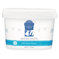 PALM BEACH BREEZE SCENTSY WASHER WHIFFS TUB | NEW! Palm Beach Breeze Scentsy Washer Whiffs Tub | Shop Scentsy | Incandescent.Scentsy.us