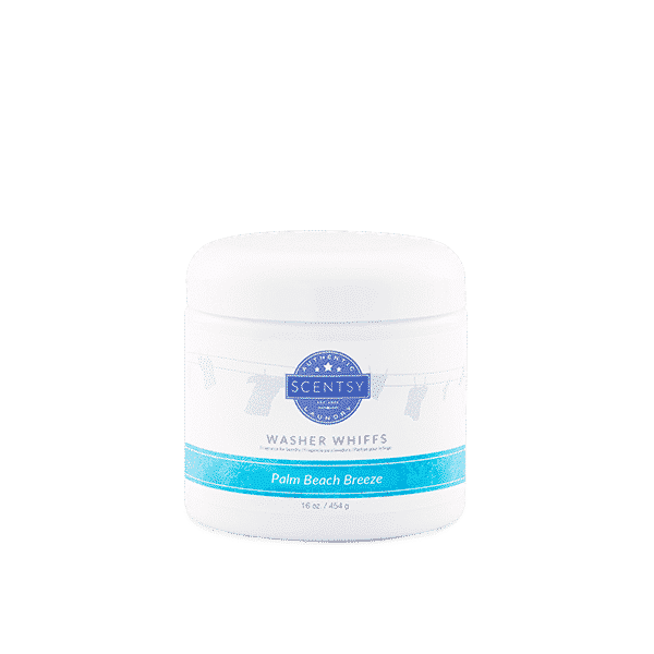 PALM BEACH BREEZE SCENTSY WASHER WHIFFS | NEW! Palm Beach Breeze Scentsy Washer Whiffs (16 OZ) | Shop Scentsy | Incandescent.Scentsy.us