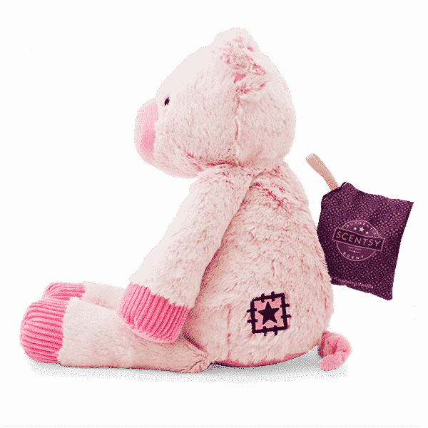 PIPER THE PIG SCENTSY BUDDY PAK