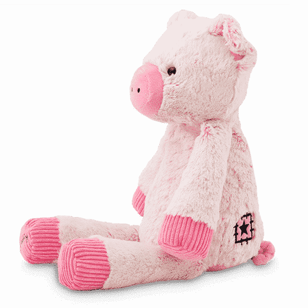 PIPER THE PIG SCENTSY BUDDY SIDEVIEW