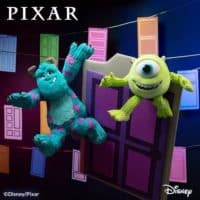 PIXAR SCENTSY MONSTERS INC SHOP 10 19 20