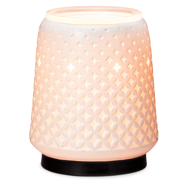 POISED SCENTSY WARMER GLOW
