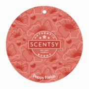 POPPY FIELDS SCENTSY SCENT CIRCLE