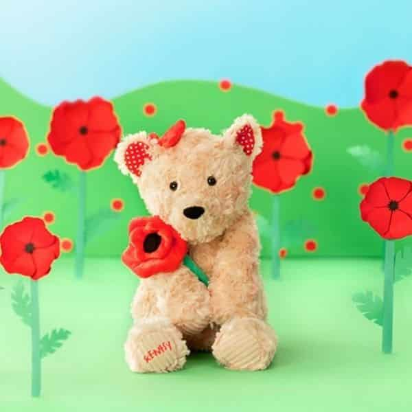 NEW! POPPY THE BEAR SCENTSY BUDDY | SHOP NOW