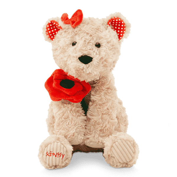 POPPY THE BEAR SCENTSY BUDDY