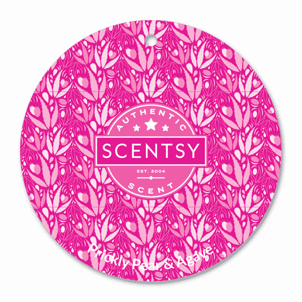PRICKLY PEAR AND AGAVE SCENTSY SCENT CIRCLE