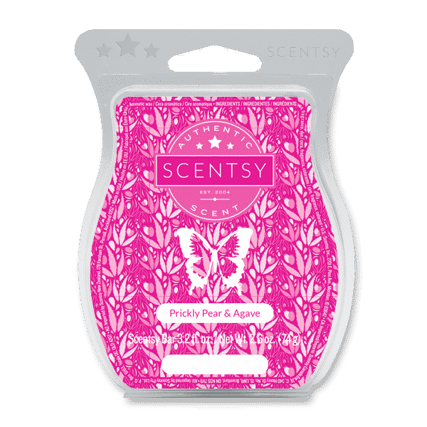 Prickly Pear and Agave Scentsy Bar