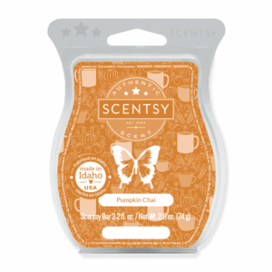 PUMPKIN CHAI SCENTSY BAR | Pumpkin Chai Scentsy Bar
