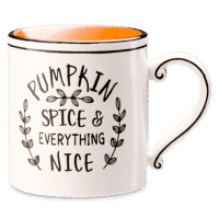 PUMPKIN SPICE EVERYTHING NICE SCENTSY WARMER INCANDESCENT