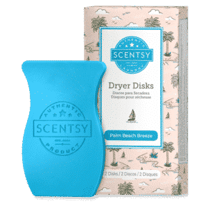 Palm Beach Breeze Scentsy Dryer Disks 1