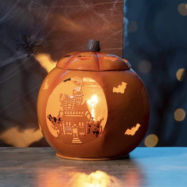 Paranormal Pumpkin Scentsy Warmer | NEW! Paranormal Pumpkin Scentsy Warmer | Incandescent.Scentsy.us