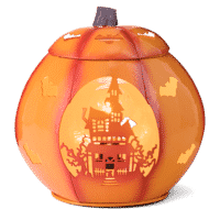 Paranormal Scentsy Pumpkin Warmer1