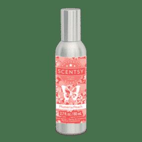 Plumeria Peach Scentsy Room Spray