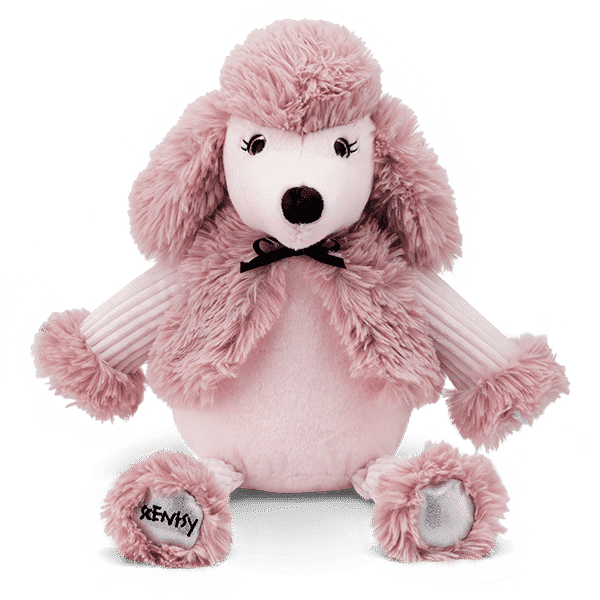 Posh the Poodle Scentsy Buddy 1 2 | Posh the Poodle Glam Scentsy Buddy | Incandescent.Scentsy.us